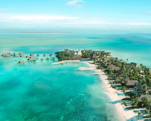 Named the Four Seasons Resort and Residences Caye Chapel, the property will feature 50 private estates and 35 private residences that owners can help design and build to their own preferences / Four Seasons Hotels and Resorts