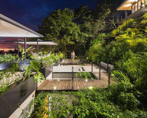 Studio Saxe complete Costa Rica hotel 'open to the elements'