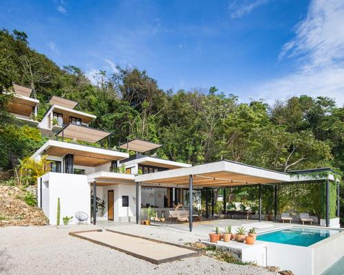 The firm – self-declared creators of 'tropical architecture' – have blended a European design aesthetic with Costa Rican craftsmanship / Andrés García Lachner