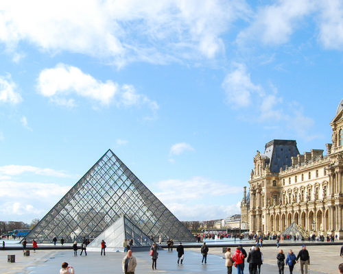 Museum Index: Louvre regains top spot as Paris recovers and London dips