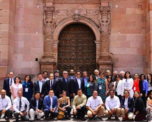 state parties from the seven nations met in zacatecas mexico to reach the agreement