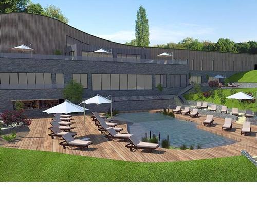 South Downs inspires upcoming 44,000sq ft spa