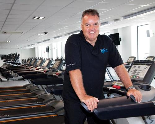 Treharne has led the Company through its first 10 years / The Gym Group