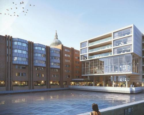 The Westin London City will be a key part of the redevelopment of the former Queensbridge House site