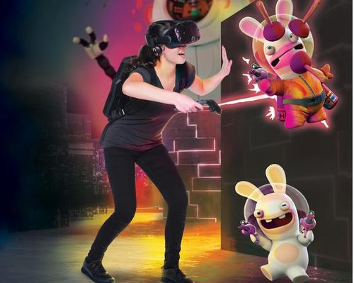 IAAPA ASIA PREVIEW: Triotech launching Virtual Rabbids: The Big Maze at AAE