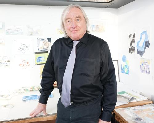 Steven Holl creates watercolours for each of his designs, which are then transformed into large-scale models and gradually brought to reality / Steven Holl Architects