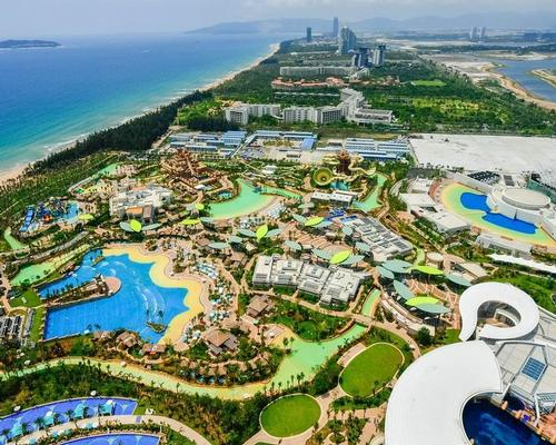 IAAPA ASIA PREVIEW: ProSlide presents Atlantis Sanya Aquaventure