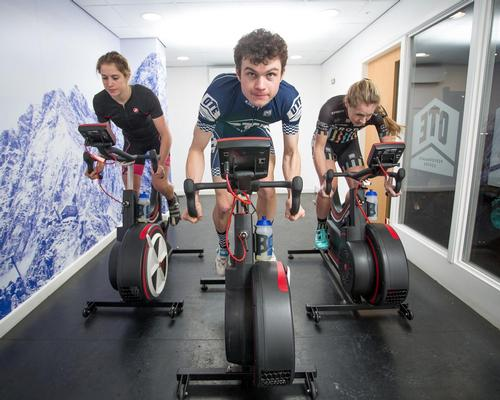 Wattbike pedal power helps drive the OTE Performance Centre and Altitude Chamber