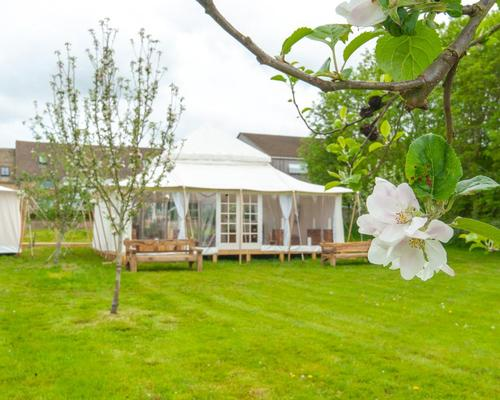 Outdoor spa opens at the Bamford Haybarn Spa in the Cotswolds