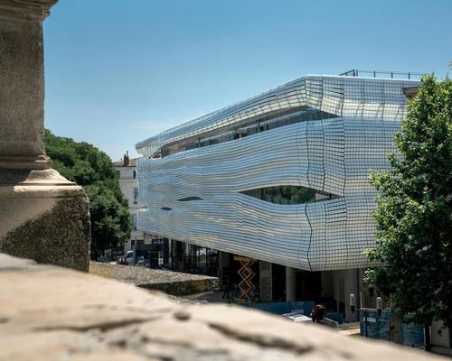 The museum opens today (2 June)