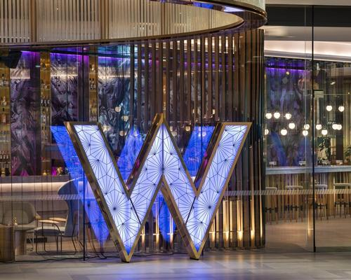 Marriott International's W Hotels brand has re-entered the Australian market with the opening of the W Brisbane