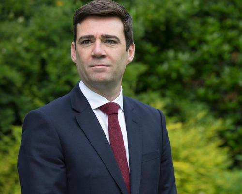 Andy Burnham announced as Active Uprising headline speaker