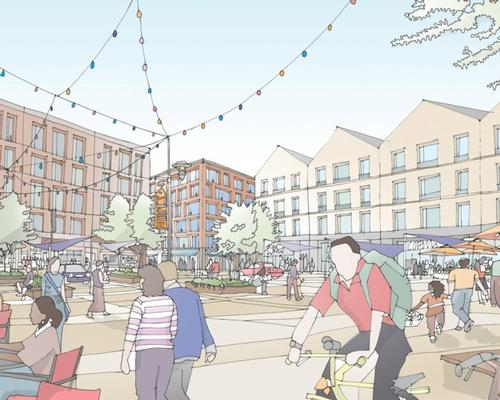 In legacy mode, the athletes' village will act as a catalyst for housing growth in Birmingham