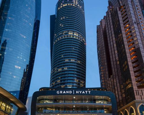 Grand Hyatt Abu Dhabi opens with entire floor of wellness