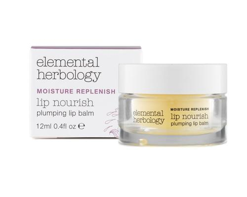 Elemental Herbology introduces new Lip Nourish balm