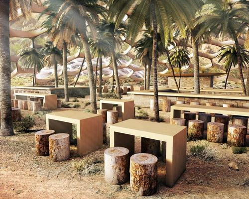 Visitors to the attraction will be educated on the local environment / Baharash Architecture
