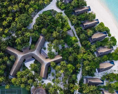 The resort was designed to promote nature and sustainability / WOW Architects