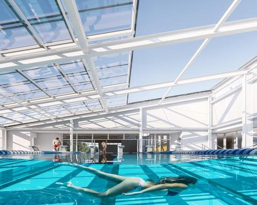 Bright Buildings to create UK's first 'open sky' swimming pool