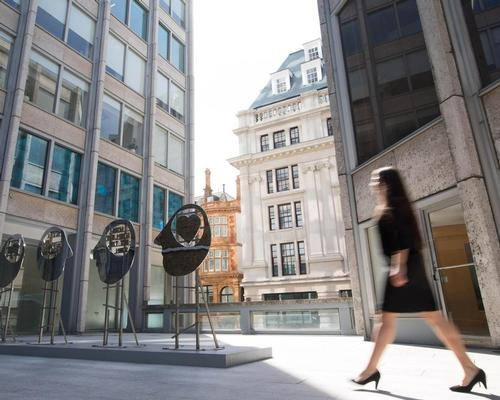 A public art programme has been re-introduced to the plaza and will begin with an installation by Swiss artist, Olaf Breuning / David Parry