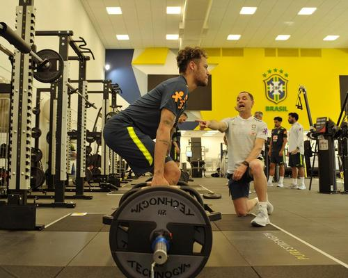 Technogym whips Brazilian and Russian teams into shape for the 2018 FIFA World Cup