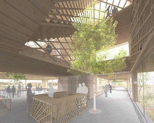 The Royal Institute of British Architects (RIBA) has announced that Studio McLeod and Ekkist have won the competition  / RIBA