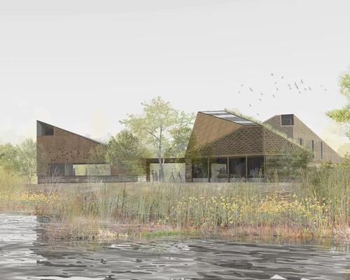'Sympathetic and poetic' design revealed for Sevenoaks Nature and Wellbeing Visitor Centre