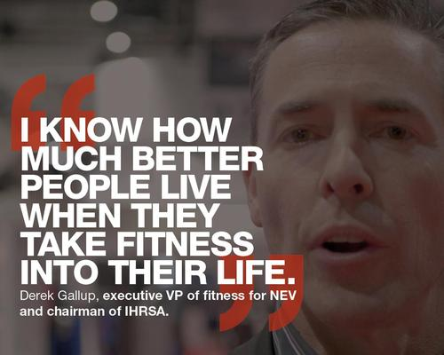 Matthew Januszek discusses the future of fitness with industry leaders at IHRSA