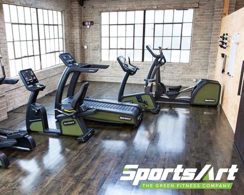 SportsArt creates line of sustainable fitness equipment