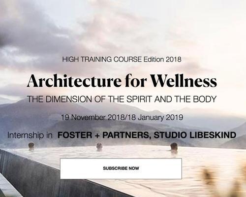 'Architecture for Wellness' course launches with star-studded teaching lineup