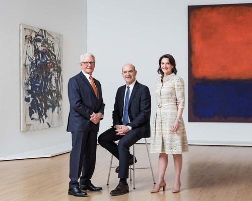 Leadership shakeup at SFMOMA as Robert Fisher chosen to lead institution