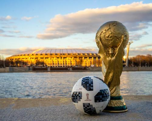 Luzhniki Stadium reopens to host opening game of FIFA World Cup
