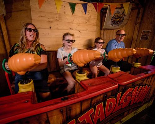 Lagotronics Projects opens world first attraction at Bayern Park in Germany