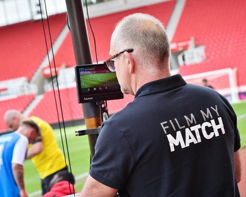 FilmMyMatch offers streaming services to boost grassroots revenue