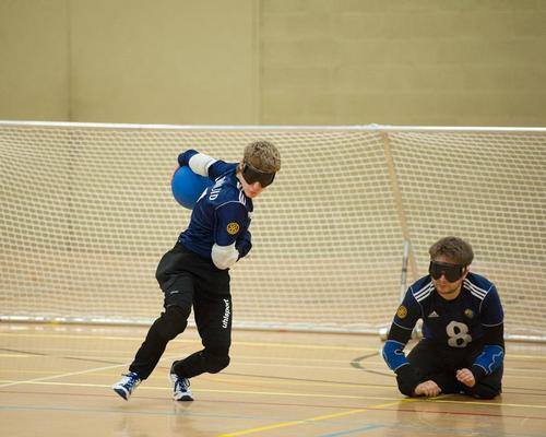 Paralympic sport Goalball appoints John Grosvenor as chair