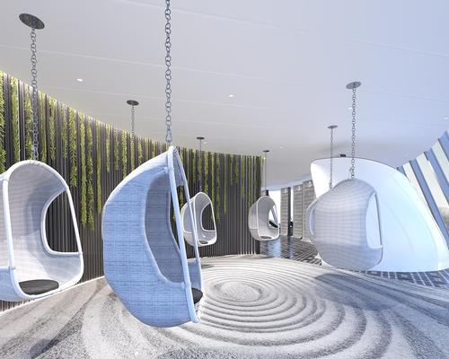 Kelly Hoppen designs 22,000sq ft nature-inspired spa for Celebrity Cruises