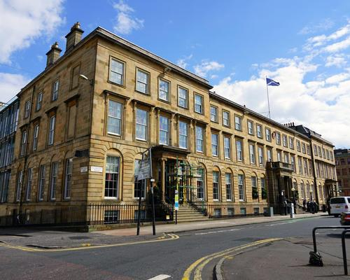 Blythswood Square reopens penthouse following redesign