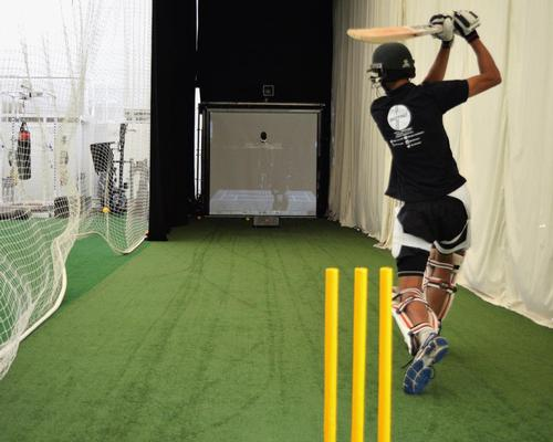 Batfast launches cricket simulator to make training more accessible