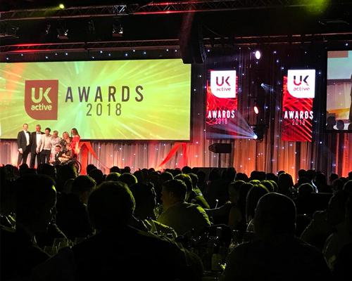 Winners were announced at a gala event in Manchester last night, attended by 800 people / ukactive/Twitter