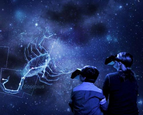 National Geographic uses augmented reality to create world's first open-air planetarium in Canada