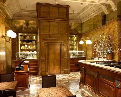 Designers Roberto Peregalli and Laura Sartori Rimini have preserved the Galleria's original Milanese style and culture / Andrea Passuello