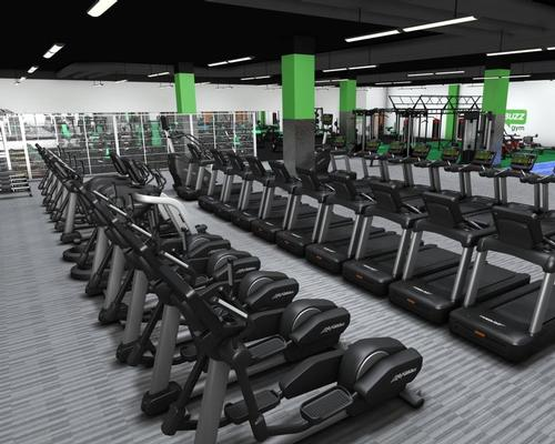 Buzz Gym partners with Life Fitness for UK expansion push