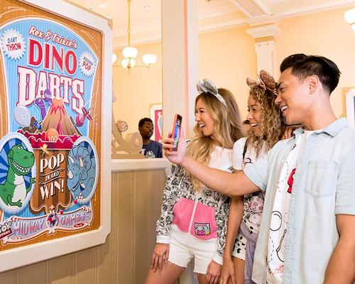New Disney app transforms park experience with gaming addition