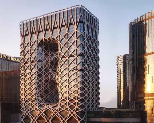 Snow garden, platinum masks, crystal sleep treatments: Macau's Morpheus Spa opens in Zaha Hadid-designed hotel