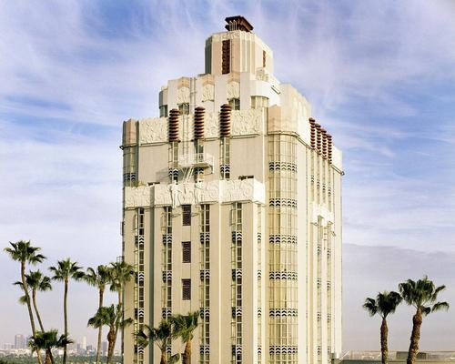 Designed in 1929 by architect Leland A. Bryant, Sunset Tower has long been a favourite with Hollywood clientele
