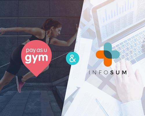 PayAsUGym signs strategic partnership with customer data platform InfoSum