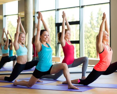 Women now make up 74 per cent of all group exercise participants