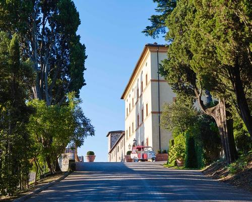 Belmond's ancient Tuscan retreat includes Etruscan-inspired spa