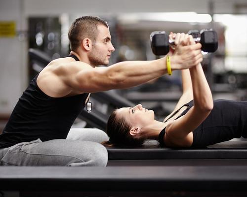 34 per cent of those who mainly attend gyms for weight training value the trainer's fitness knowledge the most