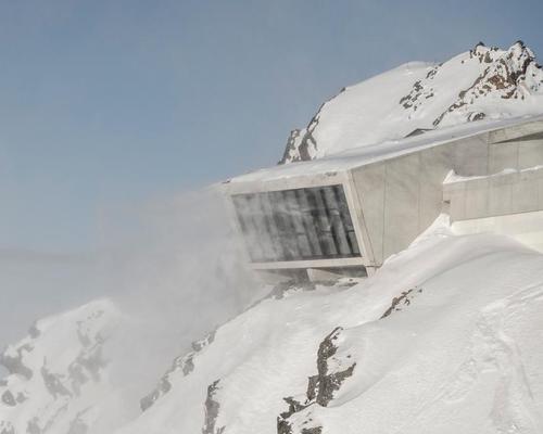 Video: Mountaintop James Bond attraction opens doors