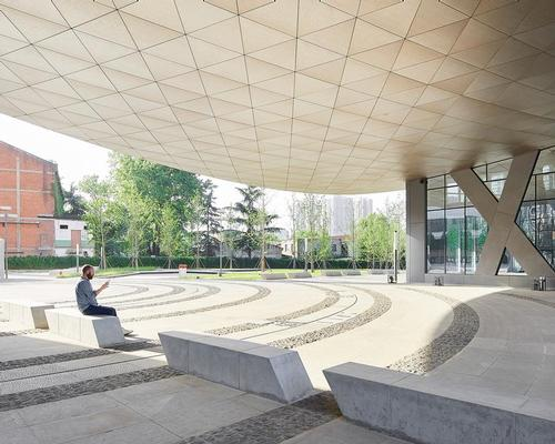 Studio Libeskind finish Wuhan museum reflecting the city's 'future and spirit'